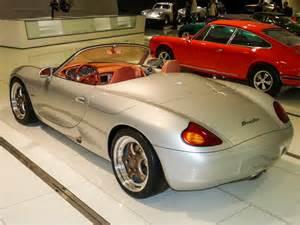 Porsche Concept Cars Concept Car Of The Week Porsche Boxster 1993 Car