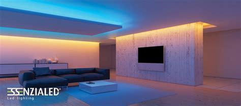 neon controsoffitto illuminazione cartongesso