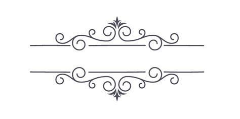 Wedding Border Vector Png by Free Vintage Border Vector Png Peoplepng Peoplepng