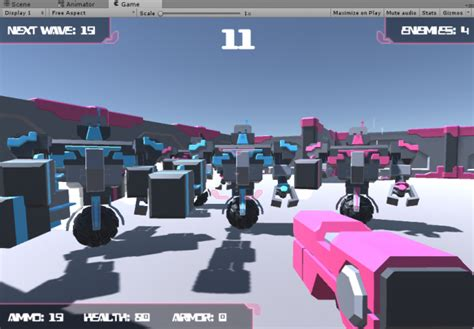 unity tutorial first person shooter unity games by tutorials 14 chapters now available
