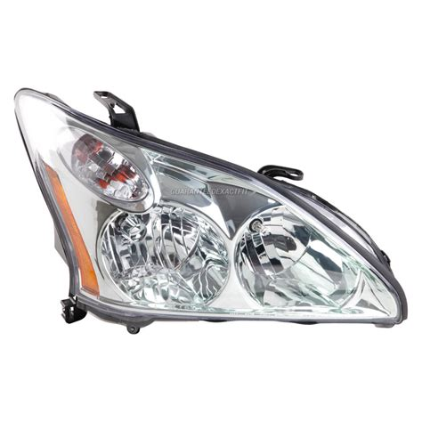 Lexus Rx350 Parts by Lexus Rx350 Headlight Assembly Parts From Car Parts Warehouse