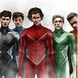 One Direction Superheroes Tumblr   500 x 506 jpeg 62kB