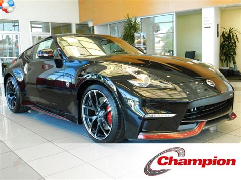 2019 Nissan 350z by New 2019 Nissan 370z Coupe Nismo 2dr Car In Valencia