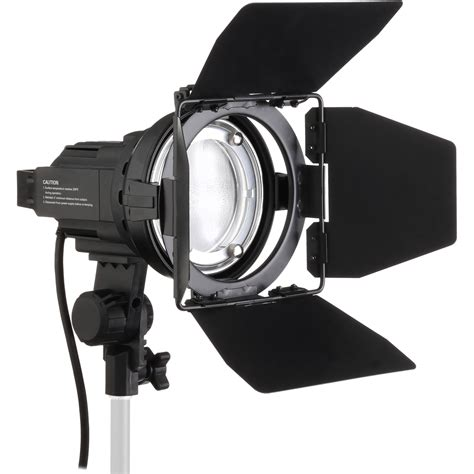 Outdoor Studio Lighting Impact Qualite 300 V 2012 Focusing Flood Light 300w 120v