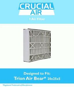 repl trion air filter   pleated furnace air