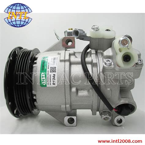 automotive air conditioning repair 2004 scion xa transmission control 88310 52250 88310 52250 a denso 5se09c auto ac air conditioning compressor for toyota yaris