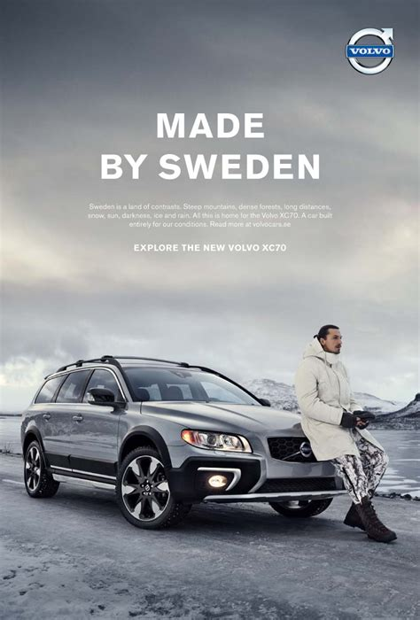 volvo commercial made by sweden feat zlatan forsman bodenfors