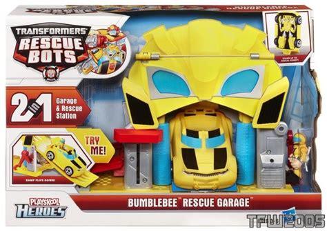 Bumblebee Garage by Bumblebee Rescue Garage Transformers Tfw2005