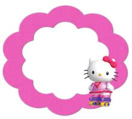 Hello kitty transparent png frame for children