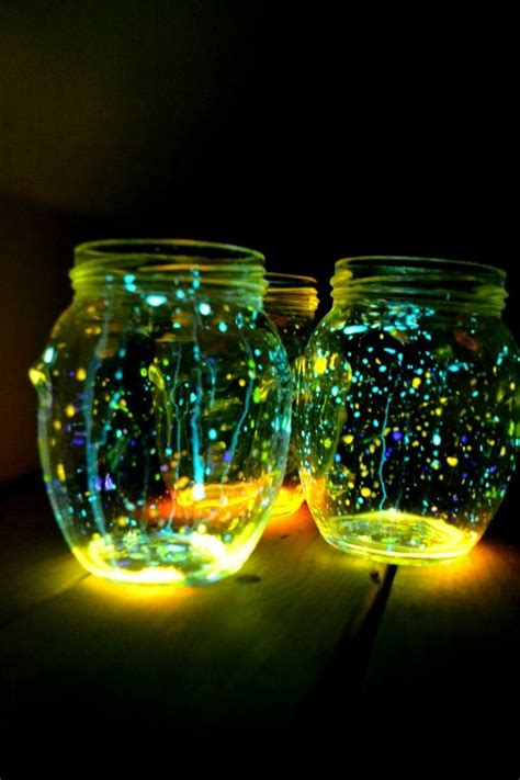 themes mobile jar glow stick jars awesome pictures pinterest glow