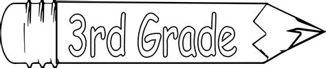 Grade 3 Coloring Pages