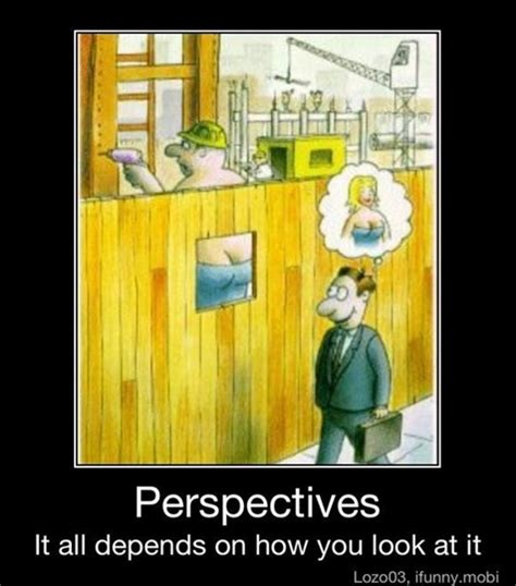 Perspective Meme - emotional images quality life resources