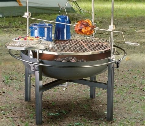 cowboy grill and fire pit fire pit ideas