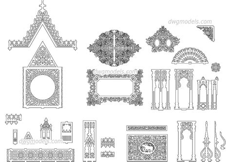 pattern drawing software free download patterns dwg free cad blocks download