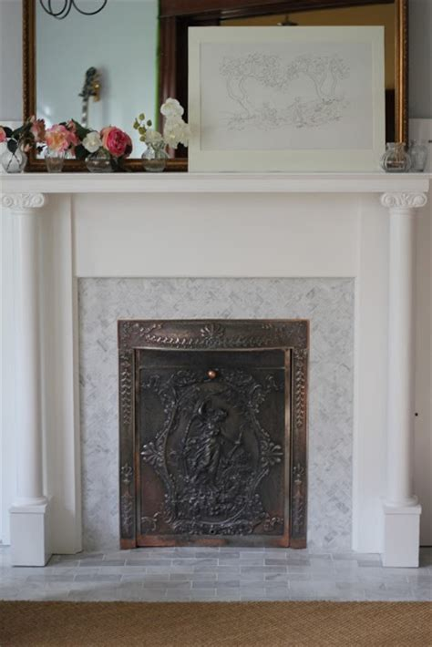 herringbone tile fireplace herringbone tile fireplace surround for the home
