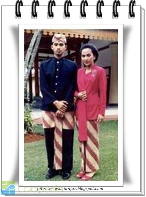 Baju Fashionable 34 fashion baju adat jawa barat