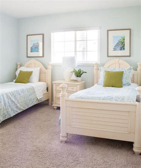Seaside Guest Bedroom Ideas Condo Guest Room Coastal Decor