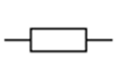 resistor symbol uk gcse bitesize circuit symbols