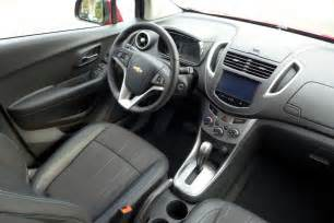 Chevrolet Trax Inside 2015 Chevrolet Trax Interior Car Interior Design