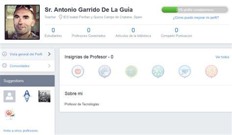tutorial edmodo antonio garrido primeros pasos con edmodo edmodo redes sociales para el