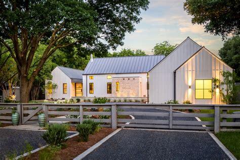 modern farmhouse exterior farmhouse with board and batten board and batten exterior rustic with board and batten