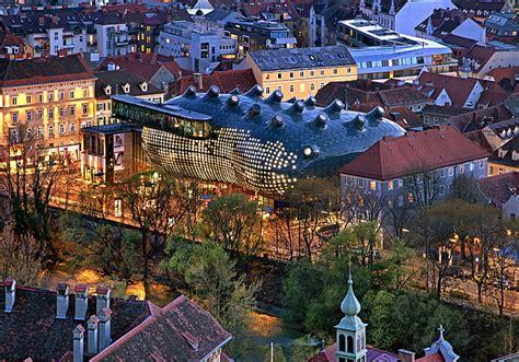 kunsthaus graz kunsthaus graz austria