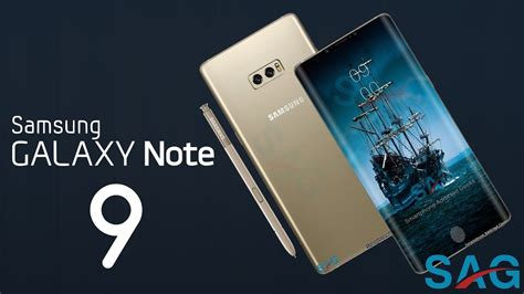 Samsung S9 Note Samsung Galaxy Note 9 And Samsung Galaxy S9 May See The