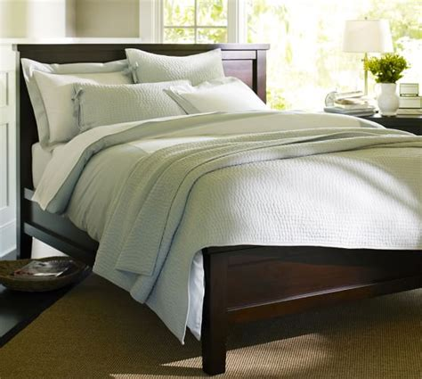 farmhouse bed pottery barn