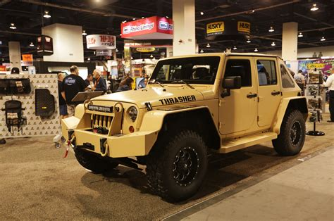 sema jeep our five favorite jeep wranglers at the 2014 sema show