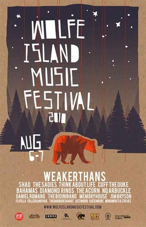 poster event design inspiration creative festival poster designs