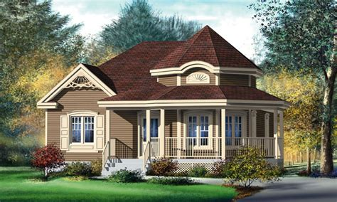 Small Victorian Style House Plans Modern Victorian Style Small House And Cottage Plans