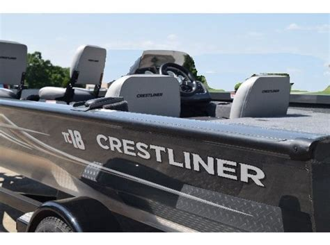 boats for sale in georgetown ky used 2012 crestliner tc 18 georgetown ky 40324