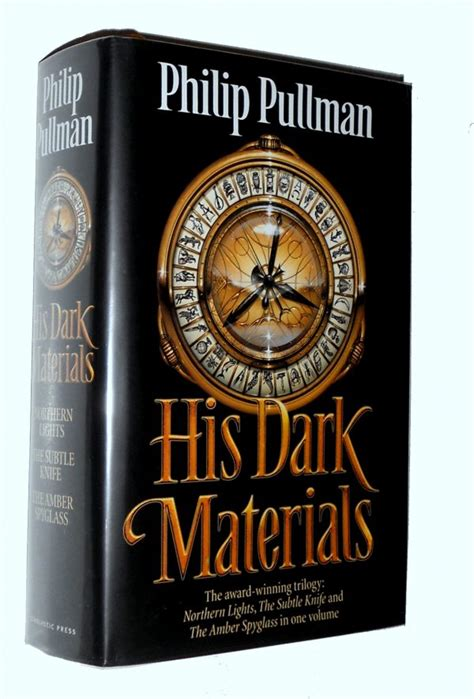 his dark materials trilogy philip pullman is starting up a new trilogy at just the right time amreading