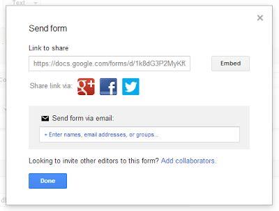 membuat google docs form cara membuat dan memasang form kontak menggunakan google
