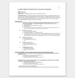 research literature review template best 25 literature review sle ideas on