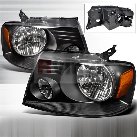 2006 Ford F150 Lights by 2006 Ford F 150 Custom Headlights Aftermarket Headlights