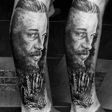 vikings when does ragnar get his tattoo 60 ragnar lothbrok tattoo designs for men vikings ink ideas