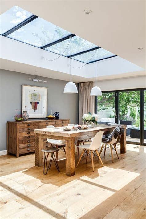 meuble cuisine avec table int馮r馥 la cuisine avec verri 232 re les conseils des sp 233 cialistes