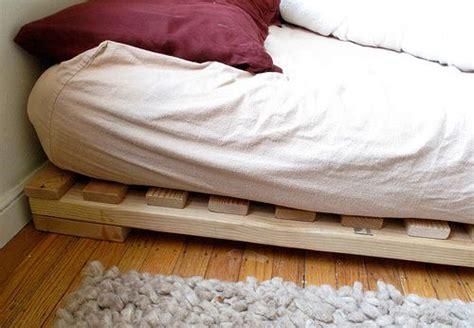 frame for bed on the floor 1000 ideas about montessori bed on floor beds