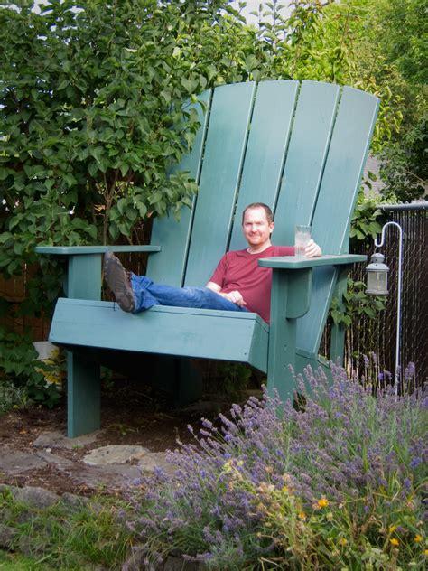 pdf diy adirondack chair plans large adirondack