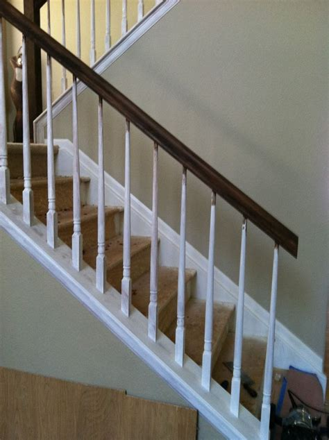 banister and railing ideas 10 best images about sue on pinterest wood staircase