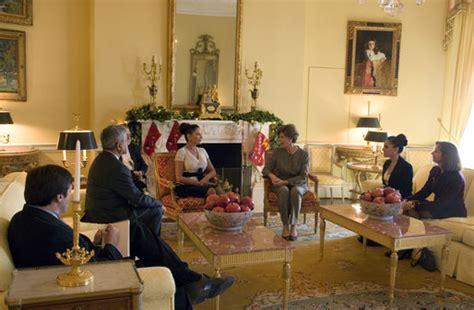 Georgetown Floor Plan Laura Bush Hosts A Coffee For Mehriban Aliyeva First Lady