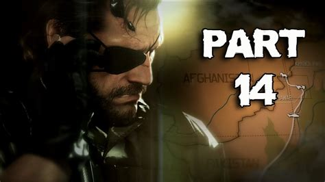 Metal Gear Solid 5 Phantom Pain Walkthrough Part 14