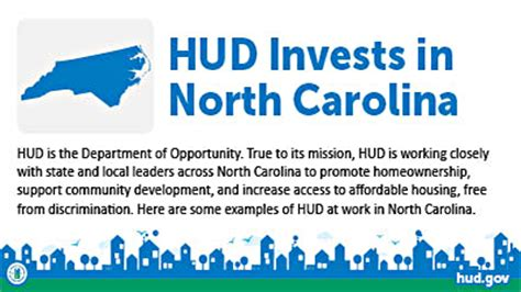 unc housing portal north carolina u s department of housing and urban development hud