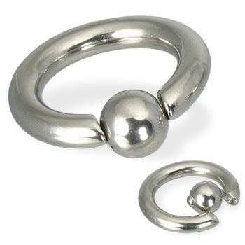 captive bead ring captive bead ring 6 ga