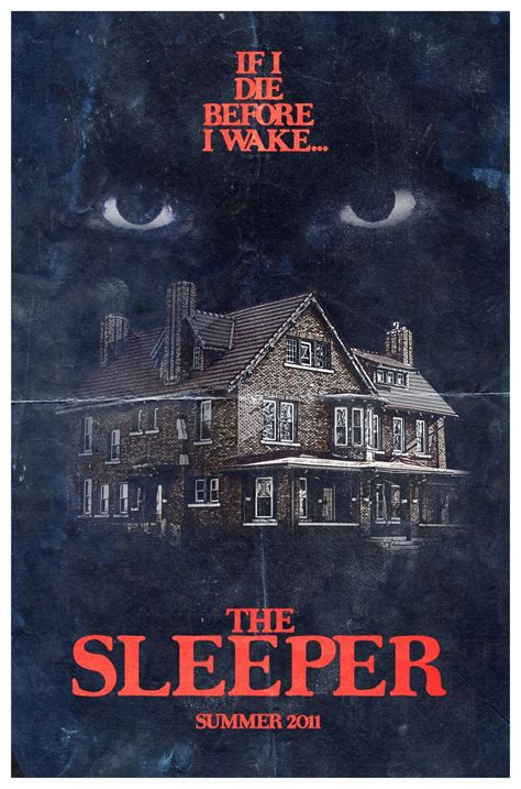 The Sleeper check out the poster and new trailer for the upcoming 80 s