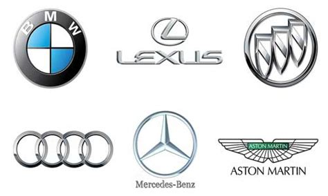 Luxury Cars Logo Global Cars Brands