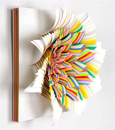 Cool Construction Paper Crafts - amazing creativity amazing 3d sculpture paper