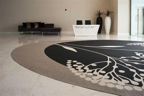runder teppich modern runder teppich 30 neue vorschl 228 ge archzine net