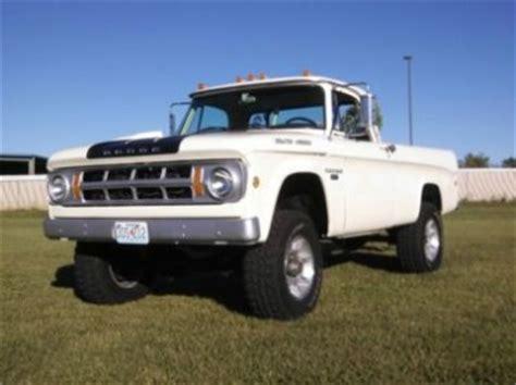1968 dodge swb power wagon 4x4 cummins diesel classic find used 1968 dodge powerwagon 4x4 5 9 cummins 5 speed